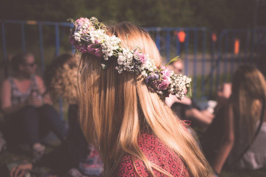 Couronnes fleur